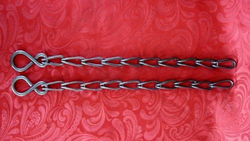 11 inch rein chains