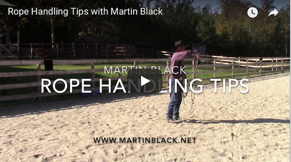 Rope Handling Tips with Martin Black